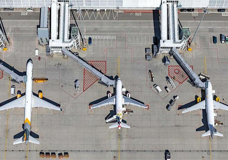Eurostat: 2021 წლის ზაფხულში ევროკავშირში ფრენების რაოდენობამ იმატა