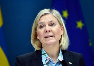 შვედეთის ფინანსთა მინისტრი შესაძლოა ქვეყნის პირველი პრემიერ-მინისტრი ქალი გახდეს