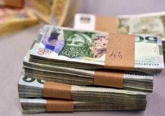 აგვისტოში საზღვარგარეთიდან გადმორიცხული თანხა 21 მილიონი დოლარით გაიზარდა