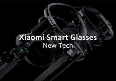 Xiaomi-მ MicroLED დისპლეის მქონე ჭკვიანი სათვალე წარმოადგინა