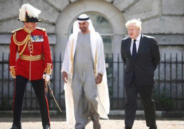 ნავთობის მიღმა გახედვის მოტივით UAE ბრიტანეთში $14 მილიარდის ინვესტიციას განახორციელებს