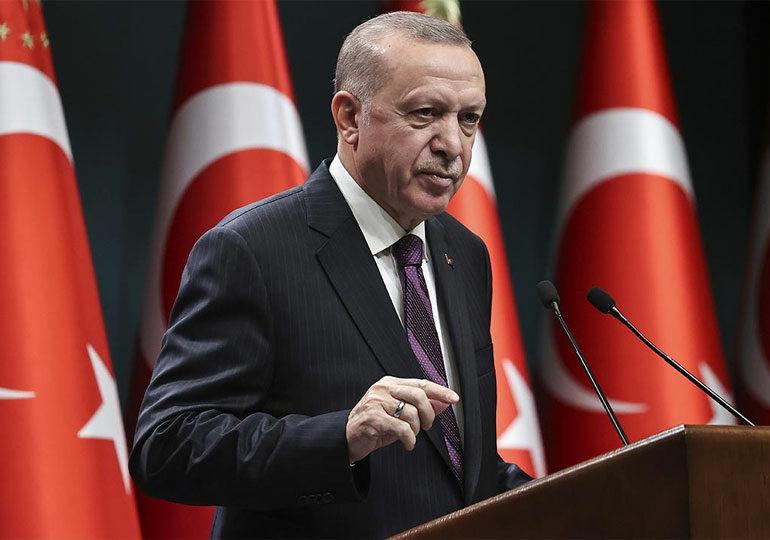 პრეზიდენტი ერდოღანი: თურქეთი კრიპტოვალუტებს ებრძვის