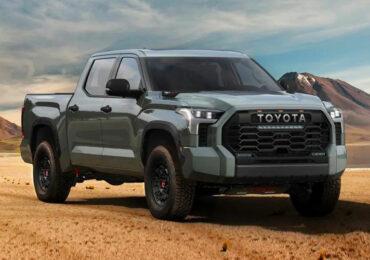 Toyota-მ 2022 წლის ჰიბრიდული პიკაპი, Tundra, წარადგინა