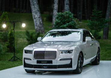Perfection In Simplicity - The New Rolls-Royce Ghost Makes Its Debut In Georgia