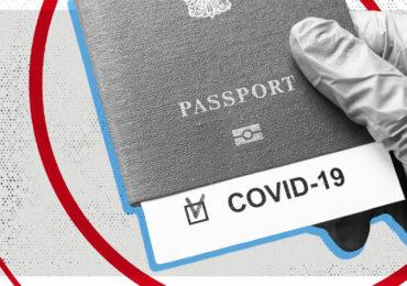 """კოვიდასპორტების რეიტინგი: რომელი ვაქცინის პასპორტია მსოფლიოში ყველაზე """"ძლიერი""""?"""