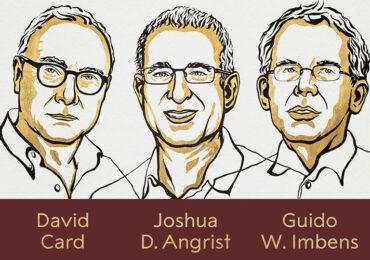 ნობელის პრემია ეკონომიკის დარგში სამ მეცნიერს გადაეცა