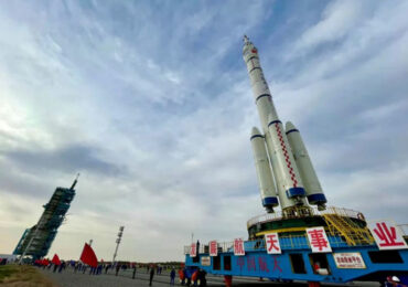 უკვე მზად არის რაკეტა, რომლითაც ჩინეთი კოსმოსში გრძელვადიან ეკიპაჟიან მისიას განახორციელებს