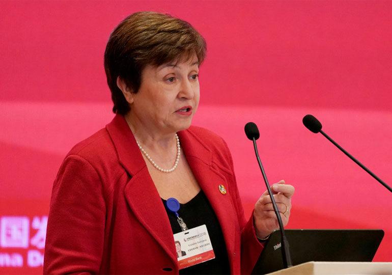 IMF-ის ხელმძღვანელმა, კრისტალინა გეორგიევამ თანამდებობა შეინარჩუნა