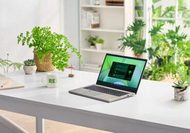 """Acer-ის რევოლუციური """"მწვანე"""" სიახლეები"""