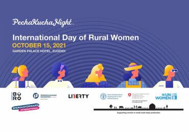 """""""მეწარმე ქალები რეგიონის განვითარებისთვის"""" —  გაეროს ქალთა ორგანიზაციის მხარდაჭერით, PechaKucha ღონისძიება გაიმართება"""