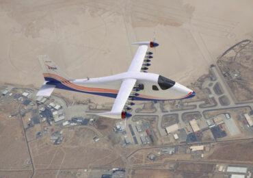 NASA-ს ელექტროძრავით აღჭურვილი თვითმფრინავი სადებიუტო ფრენას მომავალ წელს შეასრულებს