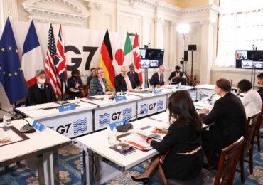 G7–ის ქვეყნები ციფრული ვაჭრობისა და მონაცემთა გამოყენების შესახებ ერთობლივ წესებზე შეთანხმდნენ